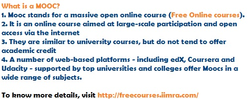 LEARNfree MOOC-What is