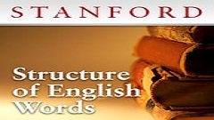 Structure of English Words