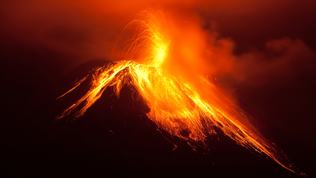 Volcanic Eruptions: a material science